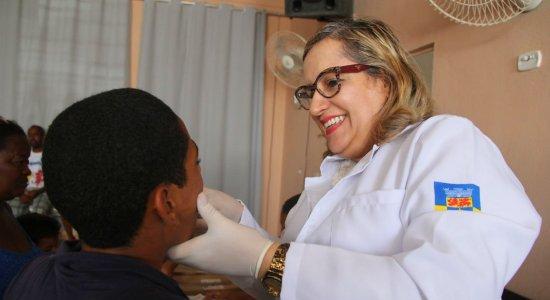 Prefeitura de Olinda promove mutirão de saúde no bairro de Casa Caiada
