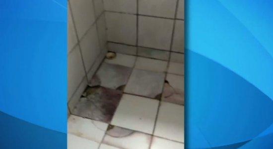 Vídeo: descaso e abandono em Unidade de Saúde de Goiana