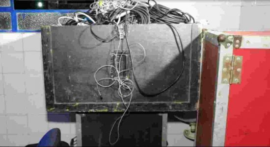 Polícia recupera parte de material roubado e avaliado em R$ 200 mil