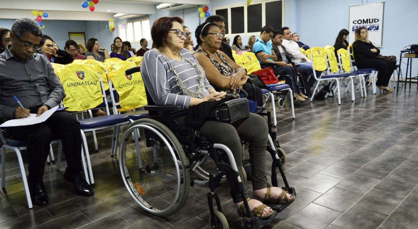Semana Nacional da Pessoa com Deficiência será comemorada em Caruaru
