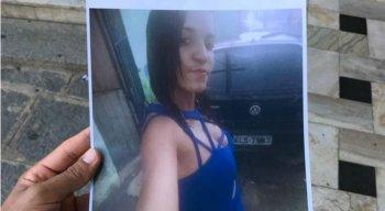A família disse que não consegue contato com Maria Eduarda