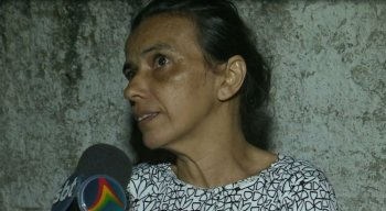 ''Eu tinha certeza de que eu iria junto no domingo'', afirmou Ester Maria durante a entrevista.