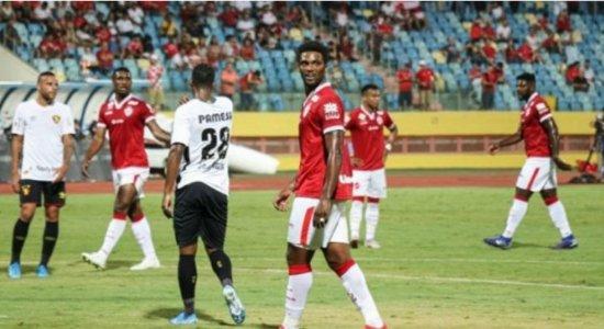 Confira os gols da vitória do Sport sobre o Vila Nova por 2 a 0