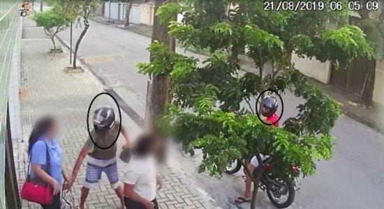 Primos suspeitos de cometerem assaltos em Casa Amarela são presos