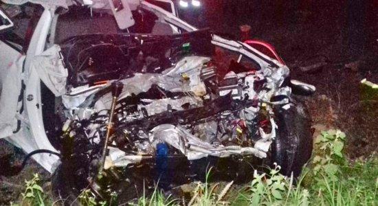 Acidentes em rodovias no Interior de Pernambuco causam mortes