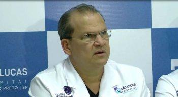 Débora Sthefany está em São Paulo para fazer o tratamento em um hospital especializado.