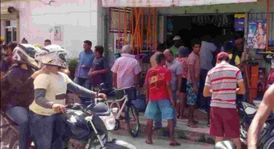 Suspeito é detido em tentativa de assaltar mercadinho em Igarassu