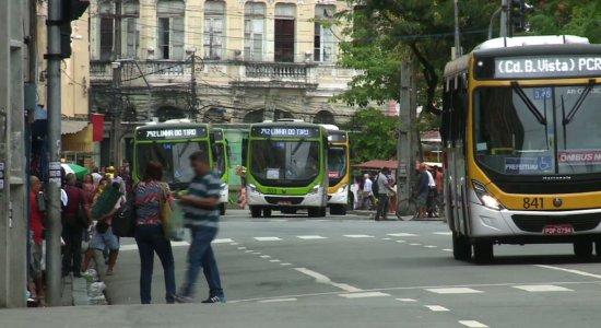 Transporte público perde 12 milhões de passageiros em um ano