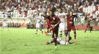 """""""Sabemos que a cidade respira futebol e abraça o time nesse momento"""", comentou Jhonnatan."""