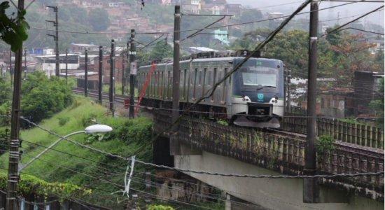 CBTU informa que Ramal Camaragibe do Metrô não será retomado nesta quinta-feira (05)