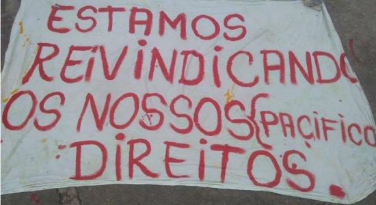 Detento morre em princípio de tumulto na Penitenciária Barreto Campelo
