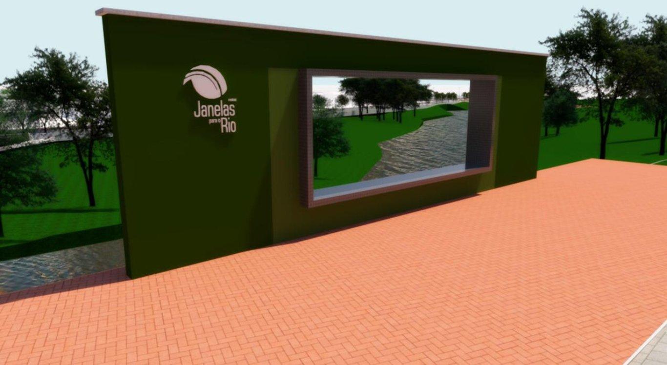 Parque Ambiental Janelas para o Rio será implantado em Caruaru