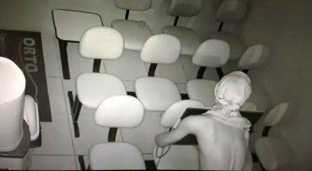 O suspeito teria repassado o aparelho de TV por um custo baixo para quitar dívidas com drogas