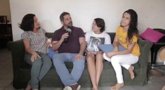 TV Mãos à Obra comemora um ano com surpresa para família