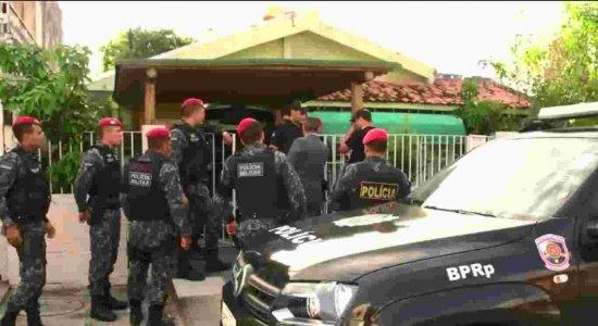 Justiça bloqueia R$ 40 milhões de integrantes em operação da polícia