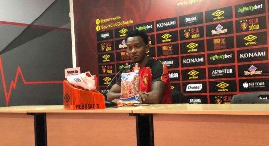 ''A gente tem uma quantidade de empates além da conta'', diz atacante do Sport