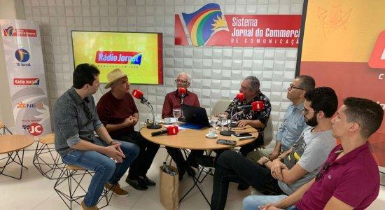 As gerações do forró em grande encontro no aniversário da Rádio Jornal Caruaru