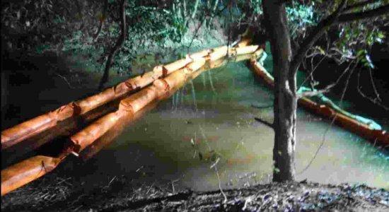 Polícia Federal investiga vazamento de óleo em Suape