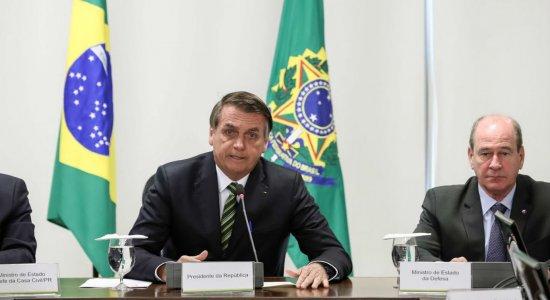 Bolsonaro diz que países da Amazônia devem lutar por soberania