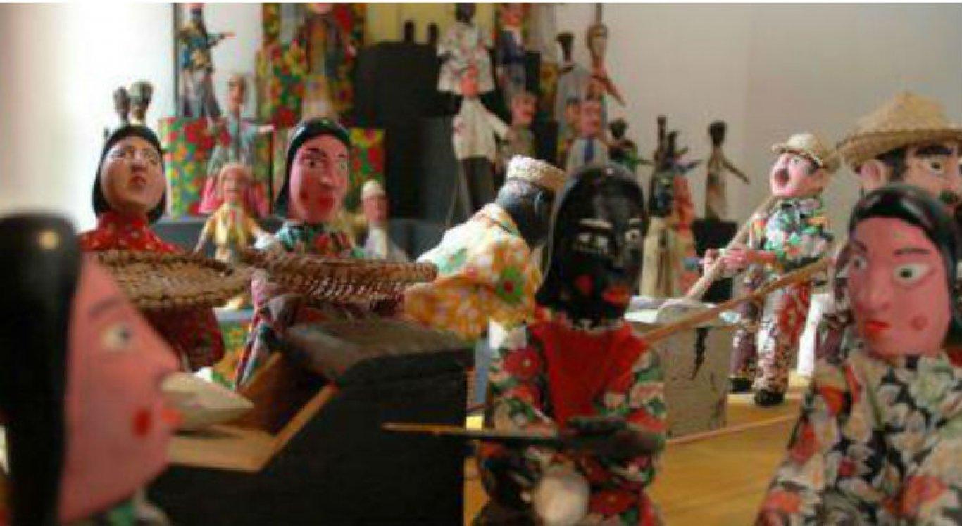O museu está aberto de terça a sábado, das 09h às 17h