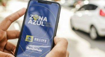 A partir de segunda-feira (2) o uso do Zona Azul Digital será obrigatório