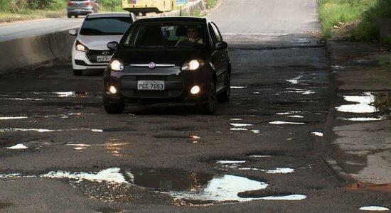 Falta de pavimentação em rodovias prejudica motoristas