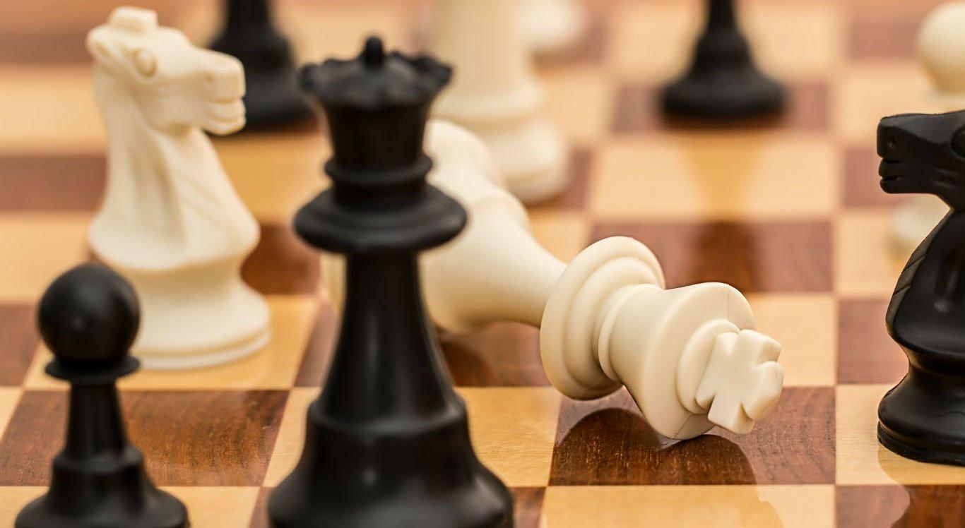 Competições de xadrez serão no próximo domingo