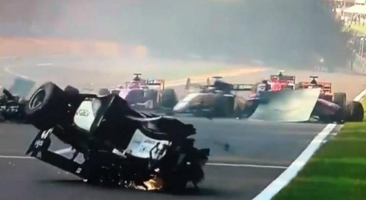 Piloto morre após grave acidente na Fórmula 2