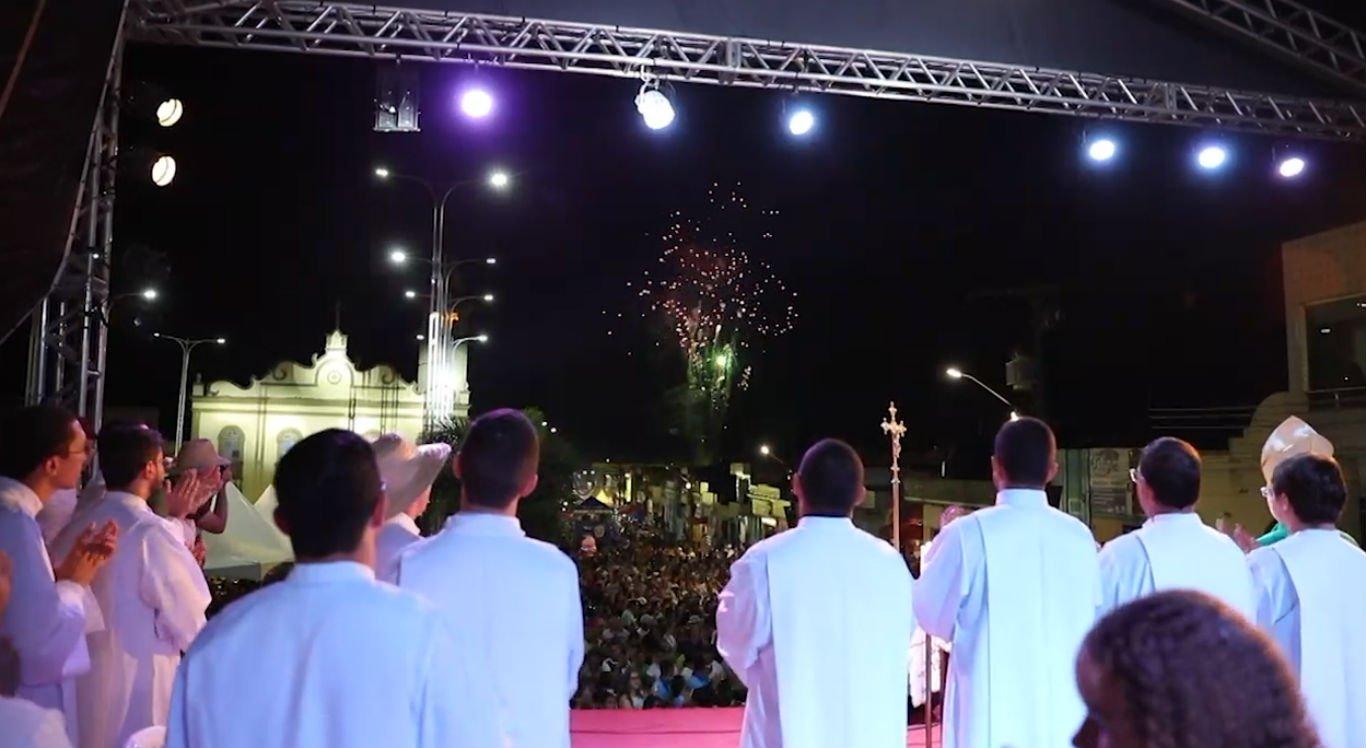 Festa terminou no último domingo em São Joaquim do Monte