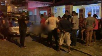 A polícia acredita que o crime tenha sido motivado por uma briga em família