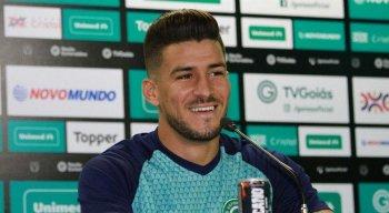 Marcinho tem 24 anos e participou do título da Copa Sul-Americana com o Athletico