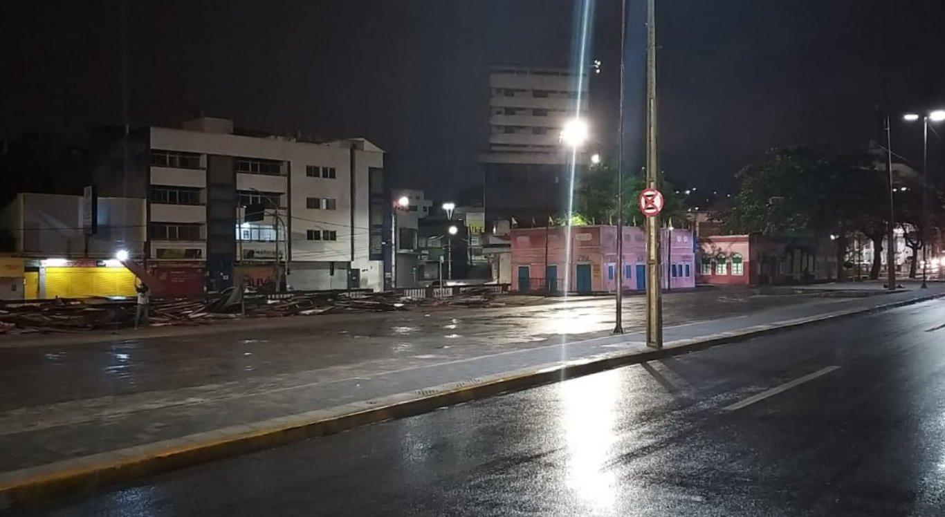 Estação Ferroviária de Caruaru será requalificada