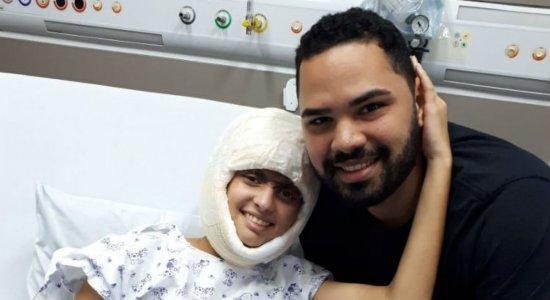 Vítima de acidente em kart tem boletim médico atualizado