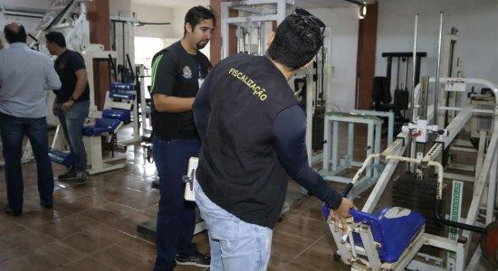 Academias de ginástica são fechadas em Olinda por condições precárias