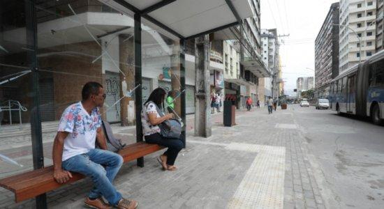 Conde da Boa Vista: obras preveem 50 quiosques para comerciantes