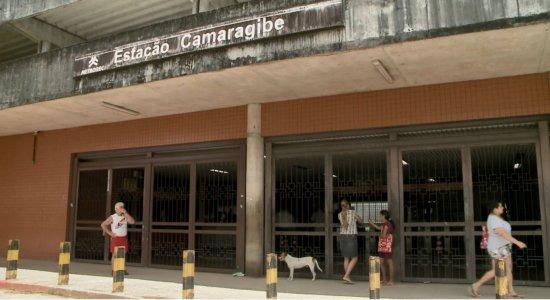 Ramal Camaragibe do Metrô do Recife sem previsão de retorno