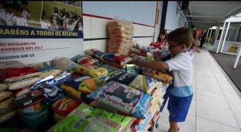 Arrecadação de donativos, shows e muitas brincadeiras são a marca do Infância Cidadã