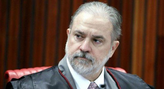 Augusto Aras participa de reunião nesta terça com líderes do Senado