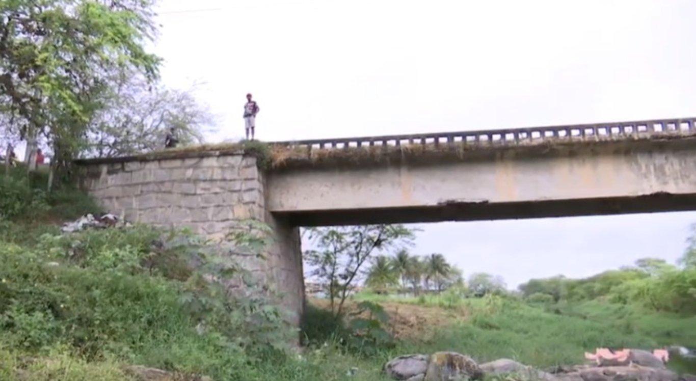 Ponte de Altinho está com más condições