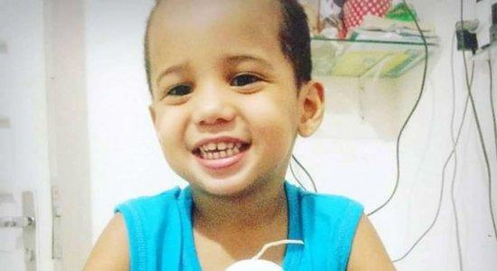 Criança de 3 anos morre afogada no bairro de Aldeia