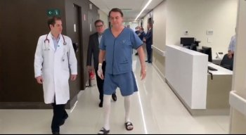 Presidente passou por cirurgia neste domingo