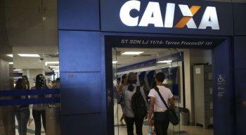 Segundo a Caixa, cerca de 33 milhões de trabalhadores receberão o crédito automático na conta poupança