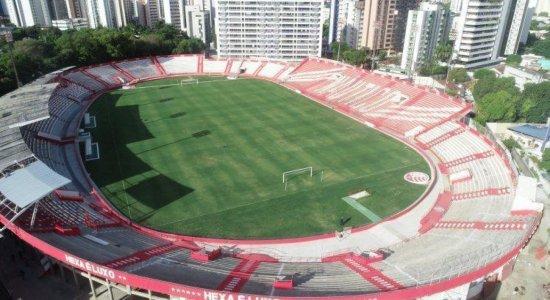 Estádio dos Aflitos será palco de jogo da seleção olímpica