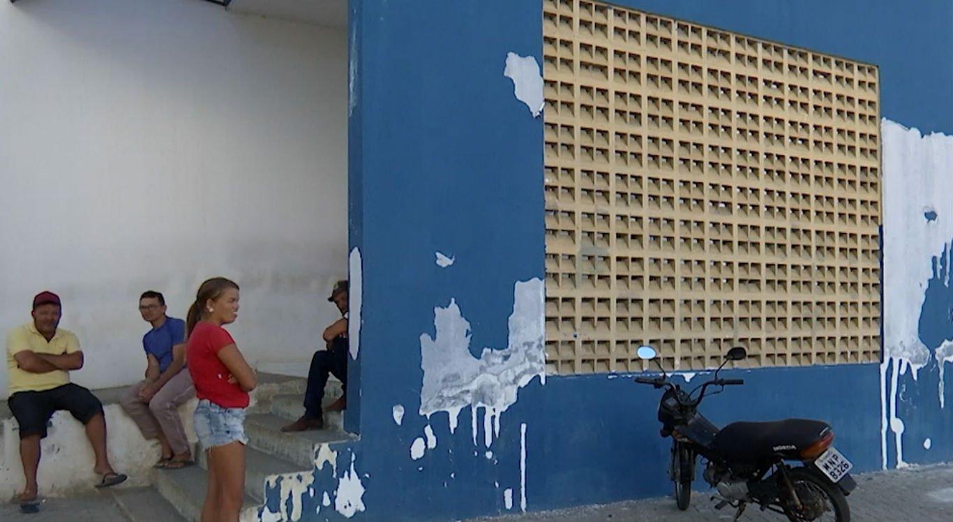 Pintura externa da UPA 24h de Santa Cruz não foi feita