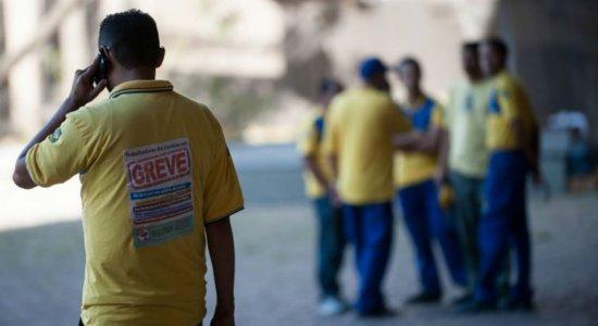 Correios afirma que mais 84% do efetivo está funcionando em Pernambuco