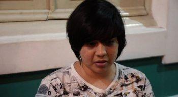 A auxiliar de veterinária, Ury Firmino, de 26 anos, foi impedida de viajar por ser portadora de autismo leve