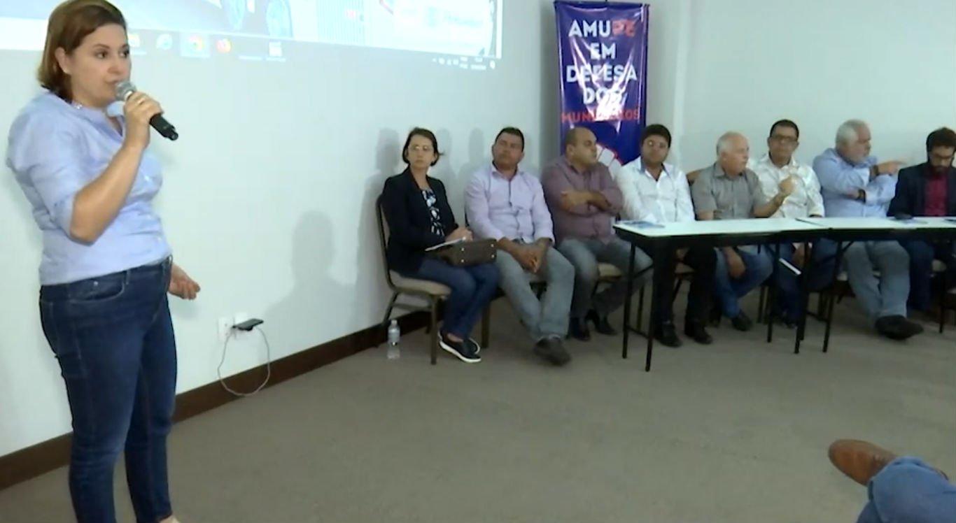 Audiência pública contou com a presença da EPTI