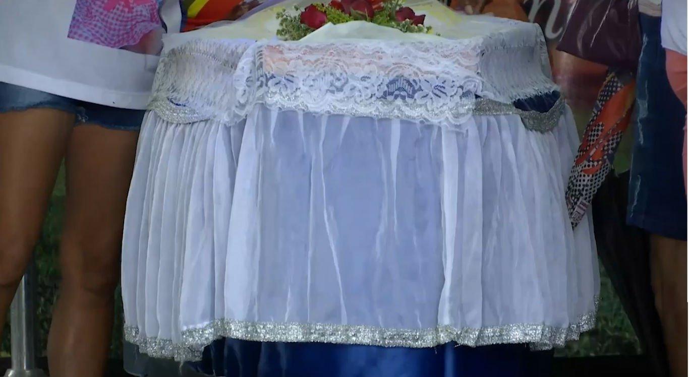 Dono de buffet morto a pedradas é sepultado em São Joaquim do Monte
