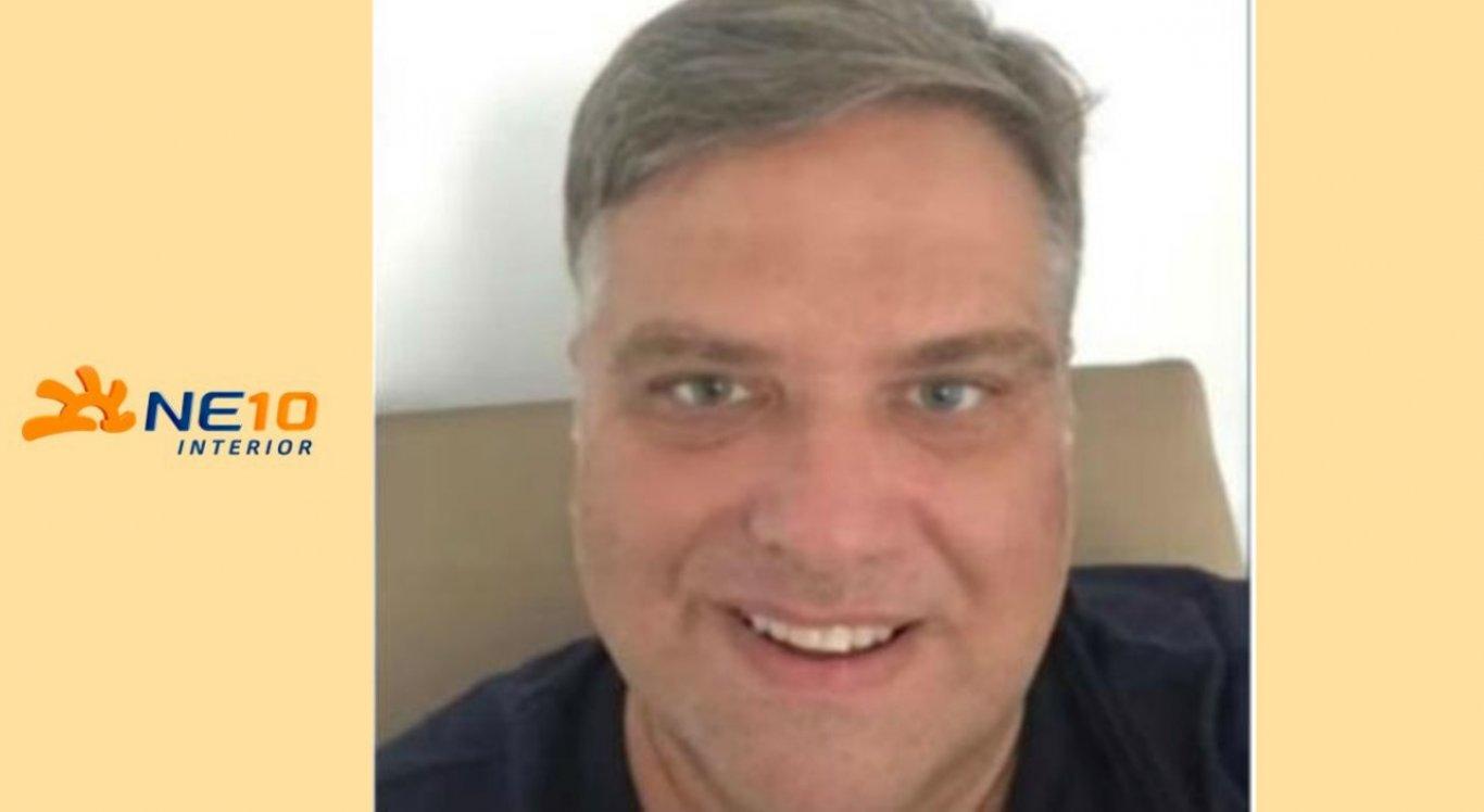 Procurador Leonardo Azeredo dos Santos está de licença médica