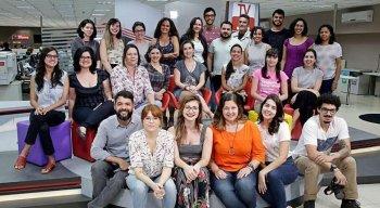 O #UmaPorUma contou com profissionais de várias áreas do Sistema Jornal do Commercio de Comunicação.